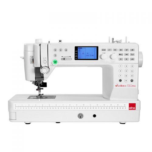 Máquina de coser ELNA eXcellence 720PRO