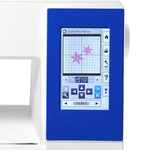 Máquina de coser ELNA 830L