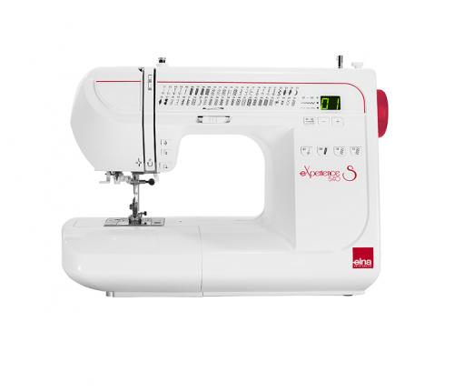 Máquina de coser ELNA 540S eXperience