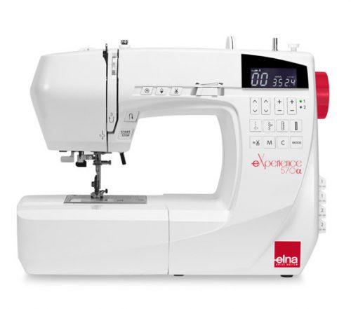 Máquina de coser ELNA eXperience 570α