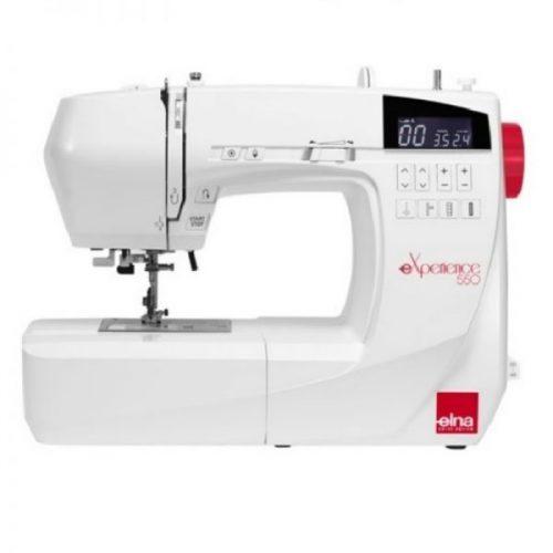 Máquina de coser ELNA eXperience 550