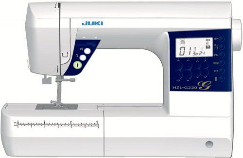 Máquina de coser Juki HZL-G220