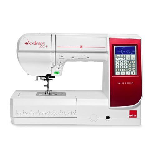 Máquina de coser ELNA eXcellence 680+